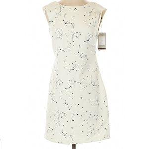 New Zara Horoscope pattern dress